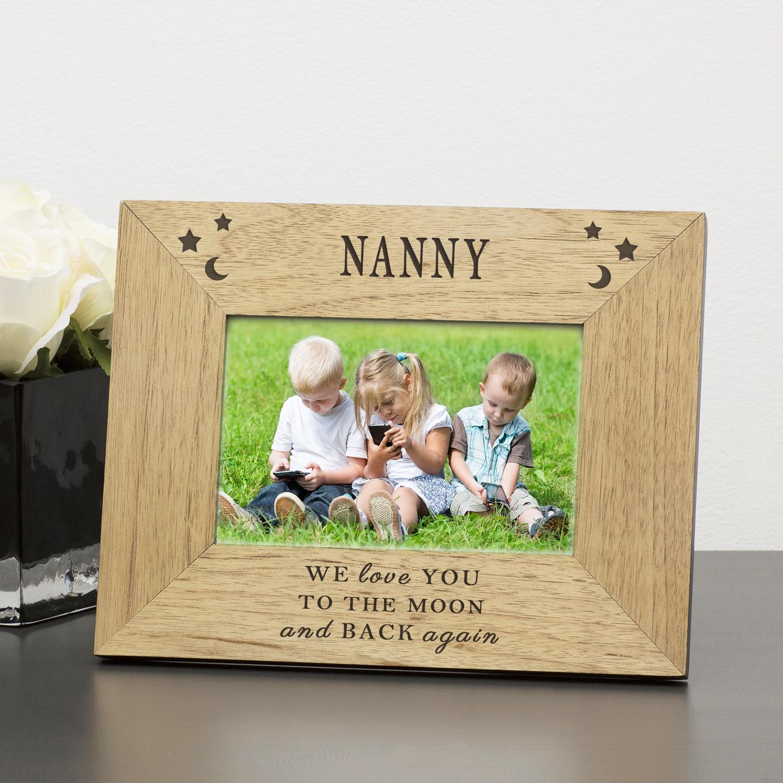 Wood Frame Love You...