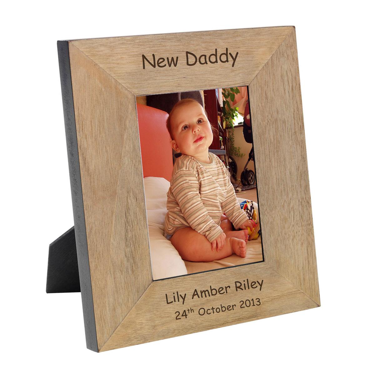 New Daddy Wood Frame A High Quality Finish Oak Veneer