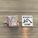 2nd HOME Cufflinks