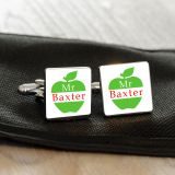 Teacher Cufflinks