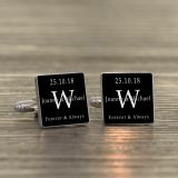 Forever & Always Cufflinks