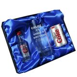 Vodka & Diet Coke O clock gift set