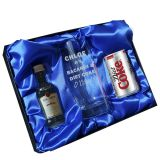 Bacardi & Diet Coke o clock gift set