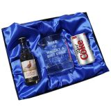 Whisky & Diet Coke o clock gift set