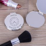 Round Compact Mirror New Mummy