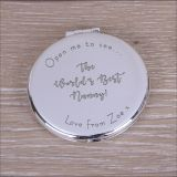 Round Compact Mirror The Worlds Best...!