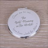 Round Compact Mirror The Best...in the World!
