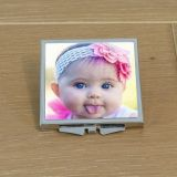 Personalised Photo Compact Mirror