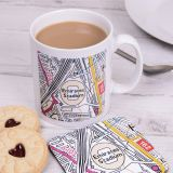 Mug and Coaster Gift Set - Favourite Place