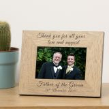 Thank you...Wood Frame 7x5