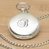 Pocket Watch - Initial